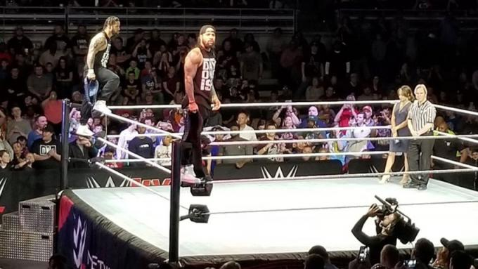 WWE: Live at Bryce Jordan Center
