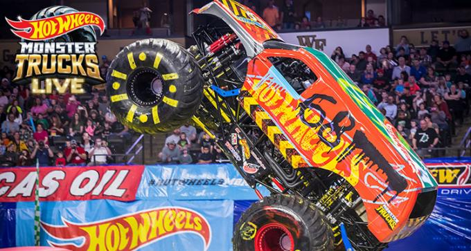 Hot Wheels Monster Trucks Live at Bryce Jordan Center