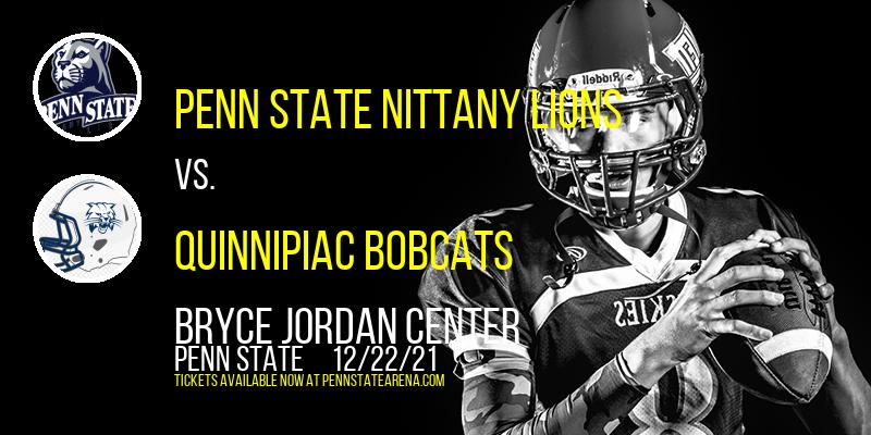Penn State Nittany Lions vs. Quinnipiac Bobcats at Bryce Jordan Center
