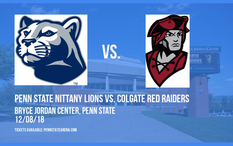 Penn State Nittany Lions vs. Colgate Red Raiders at Bryce Jordan Center
