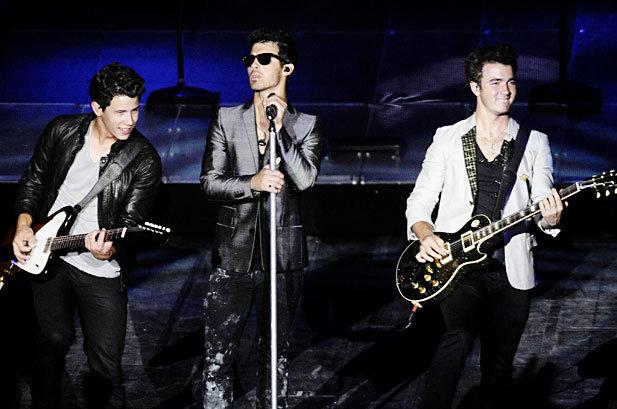 Jonas Brothers at Bryce Jordan Center