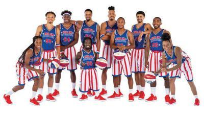 The Harlem Globetrotters at Bryce Jordan Center