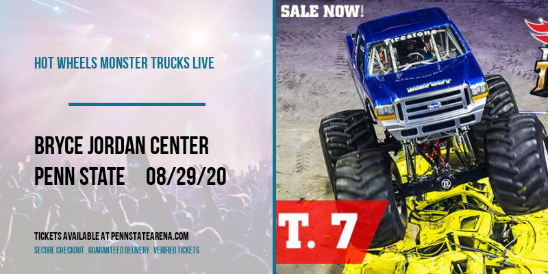 Hot Wheels Monster Trucks Live at Bryce Jordan Center