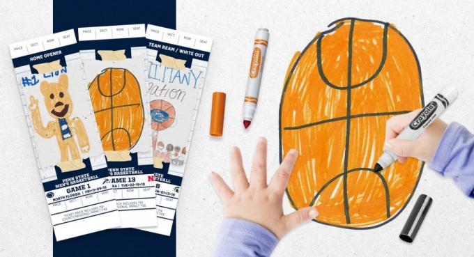 2020 Penn State Nittany Lions Men's Basketball Season Tickets (Includes Tickets To All Regular Season Home Games) at Bryce Jordan Center
