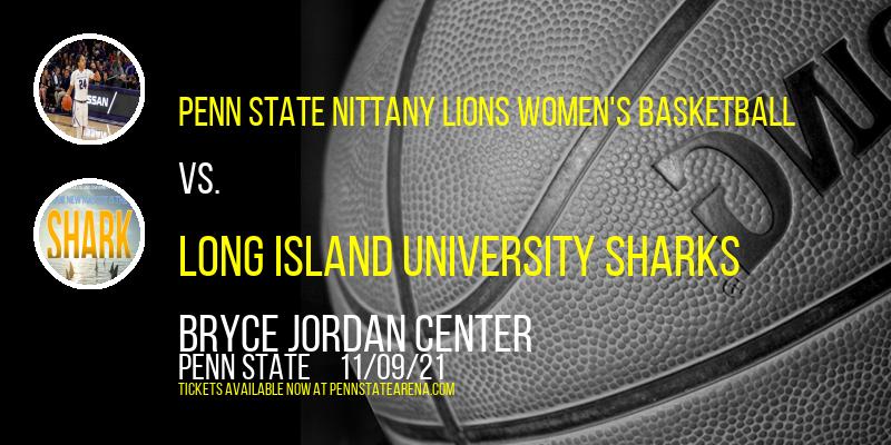 Penn State Nittany Lions Women's Basketball vs. Long Island University Sharks at Bryce Jordan Center
